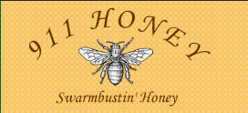 911 Honey - Home of Swarmbustin' Honey